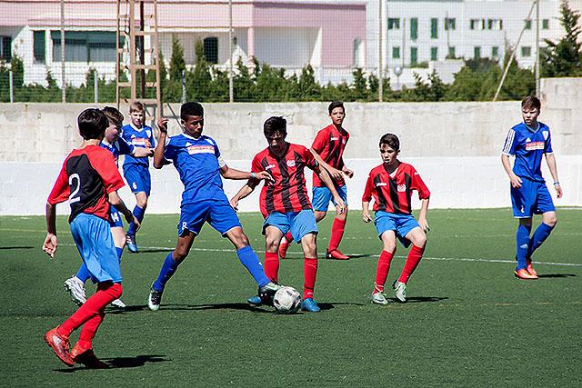 Partido de la Mecup en Ciutadella (Foto: deportesmenorca.com)