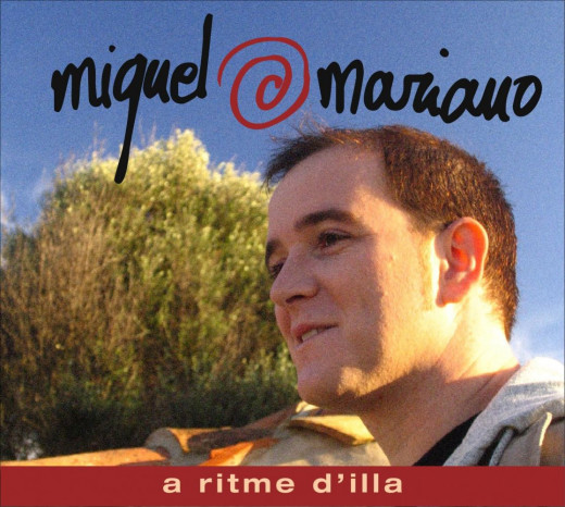 "Portada del disco de Miquel Mariano ""A ritme d'illa"""