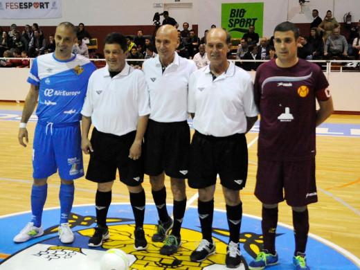 (Galería de fotos) Gran fiesta del fútbol sala en Es Mercadal