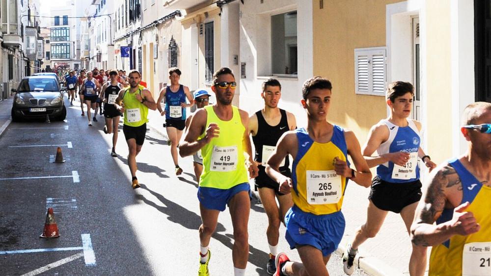 Más de 350 atletas han participado.