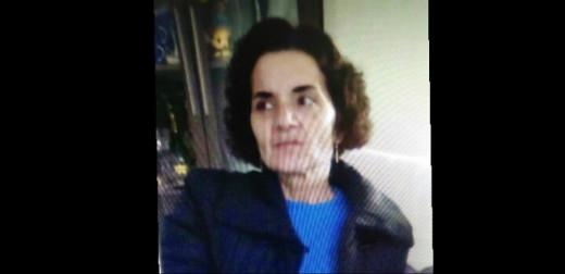 Fotografía de María Dolores Vidal, desaparecida en Alaior.
