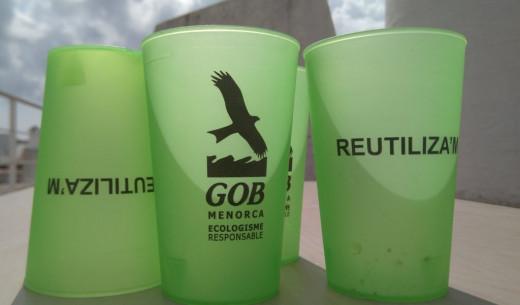 Vaso reutilizable