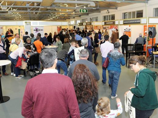 Más de 3.000 visitantes avalan el éxito de la primera edición de Arrels