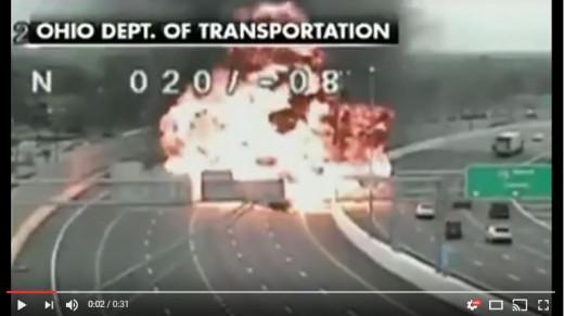 Explosión en Ohio