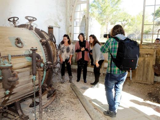 (Fotos) Menorca tendrá un nuevo centro geriátrico, se reconvertirá el Verge del Toro y habrá más dinero para Promoción Turística