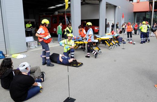 El 22 de febrero comienza en Menorca el primer curso de formación con 18 bomberos