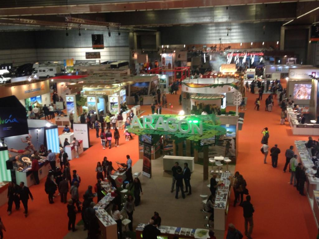 Expovacaciones, es una de las ferias más importantes en España