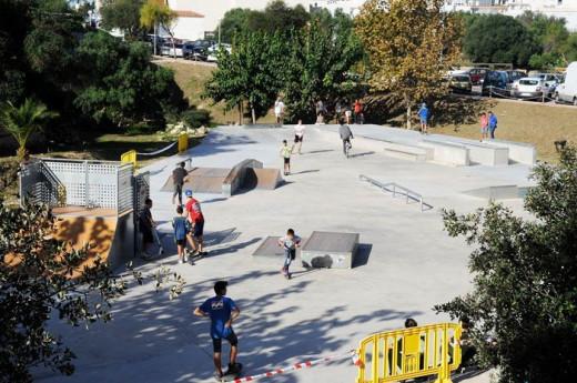 Skatepark de Maó