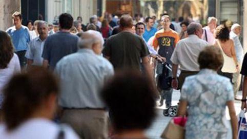 El aumento de población se debe sobre todo a la llegada de inmigrantes