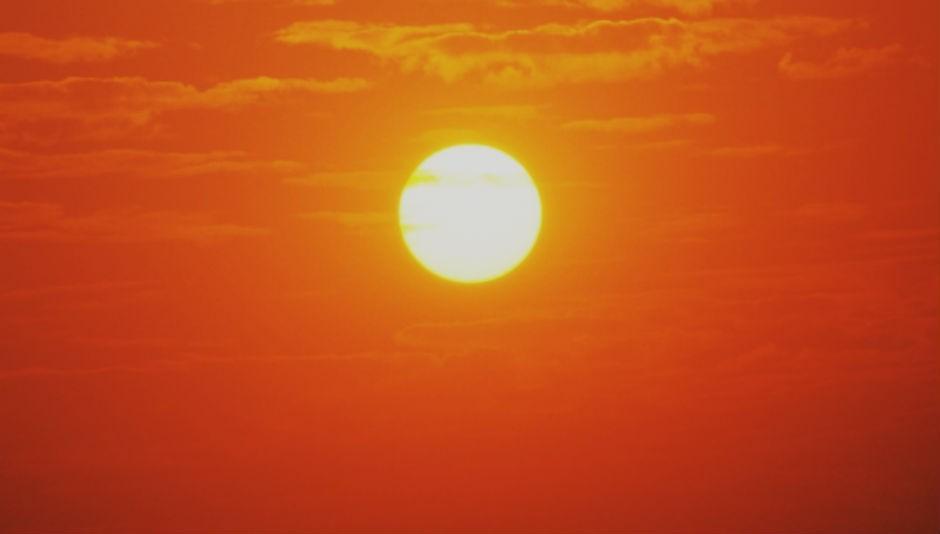 El sol castigará la Isla a partir del miércoles.