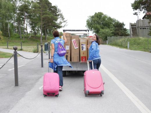 (Vídeo y fotos) La ilusión viaja a Gotland