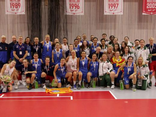 (Fotos) Tres oros y un bronce más en los IGA