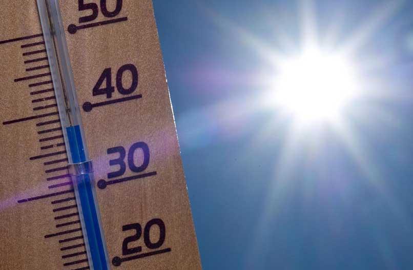 Las temperaturas podrían superar de nuevo hoy los los 34 grados centígrados en Menorca.
