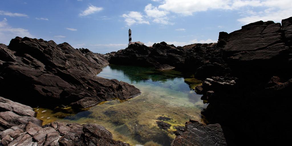 Favàritx es uno de los lugares que hay que visitar en Menorca