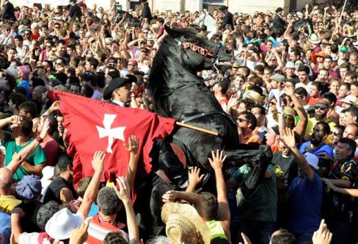 Imagen de las fiestas de Sant Joan