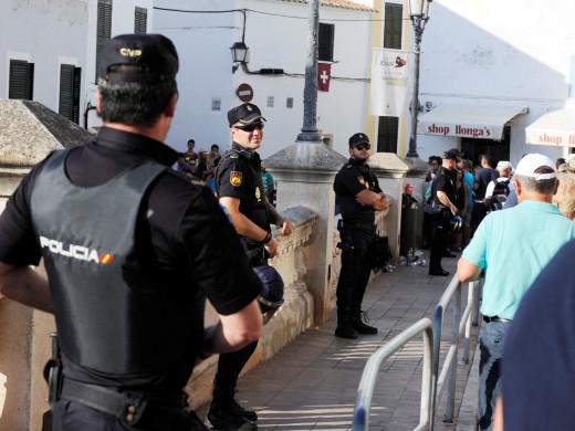 (Fotos) Y Ciutadella bajó a Es Pla