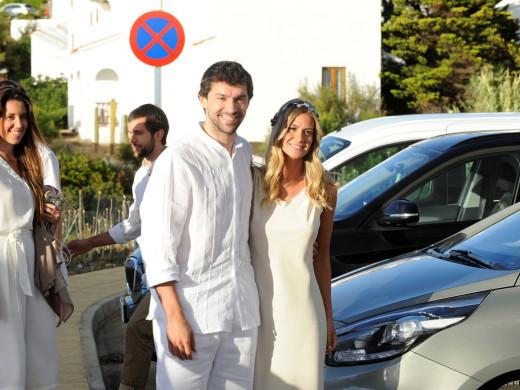 (Fotos) Fiesta previa a la boda