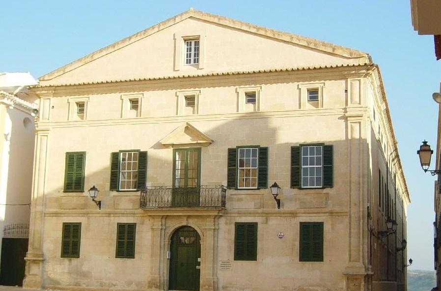 Biblioteca de Maó