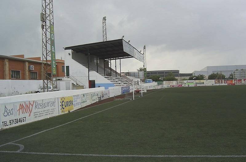 Campo municipal Sant Antoni