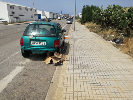 UPCM lleva la suciedad de Ciutadella al pleno
