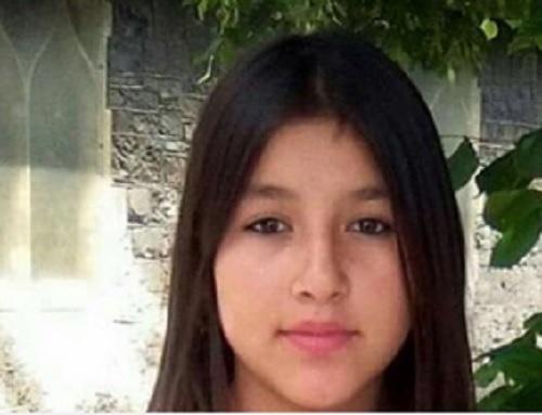 Imagen de la chica desaparecida en Maó