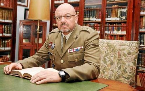 Javier Girona, uno de los ponentes