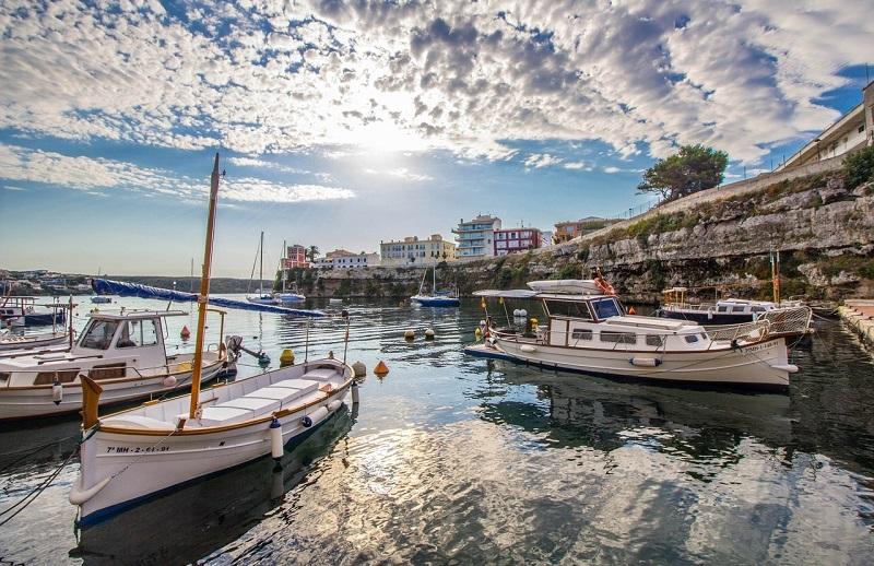 Paraje de Menorca