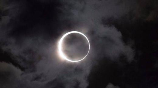 El eclipe no se podrá ver en Balears.