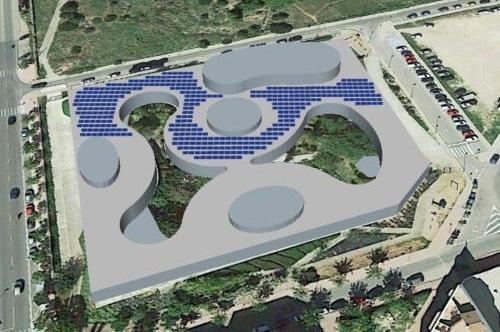 Imagen del proyecto de instalación