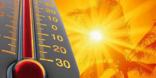 Está previsto que la ola de calor que comienza mañana dure una semana