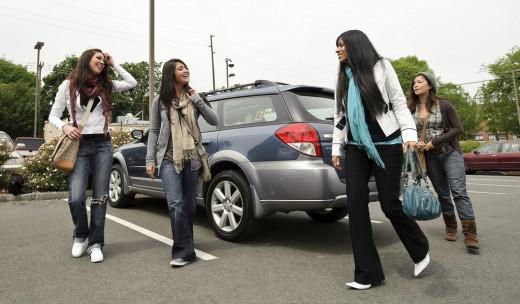 Rideshare es el término sajón que significa compartir ruta