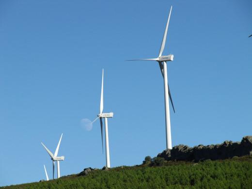 Los asistentes estudiarán un escenario hipotético en el que se ha implantado la energía eólica en Menorca