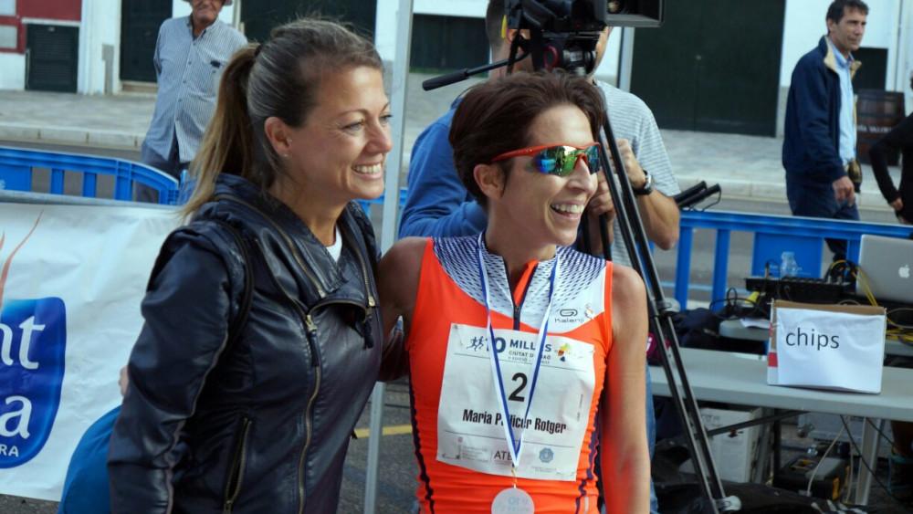 María Vasco y Maria Pallicer.