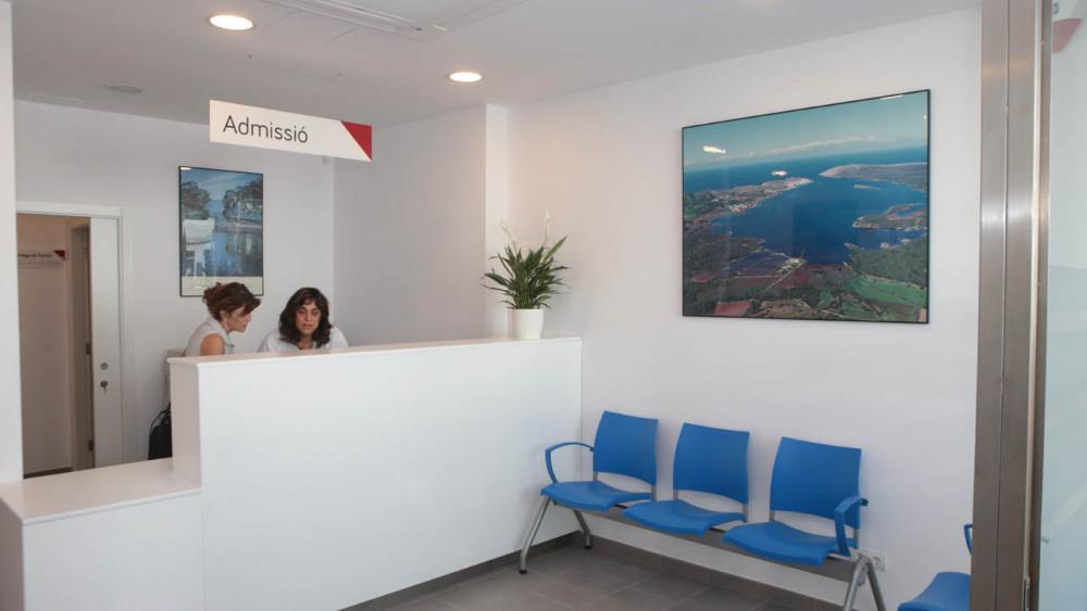 Imagen del nuevo centro sanitario (Fotos: Karlos Hurtado)