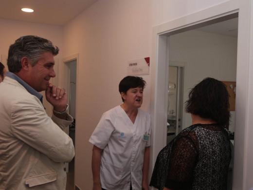 Fornells estrena centro de salud y club de jubilados