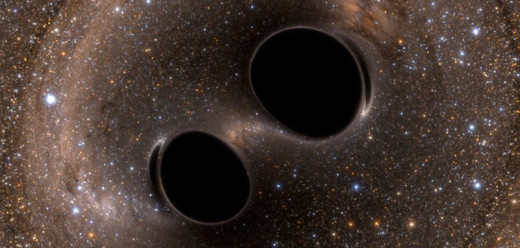 Ondas gravitacionales.