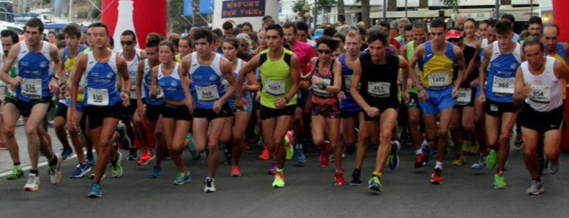 Salida de la prueba absoluta (Foto: deportesmenorca.com)