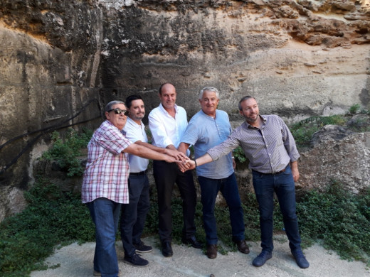 Amics de la mar se trasladará a Es Castell