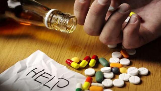 Lucha contra las adicciones.