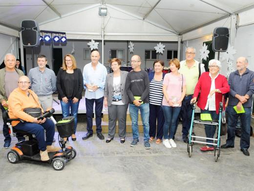 (Fotos) La Fundació per a Discapacitats celebra su décimo aniversario