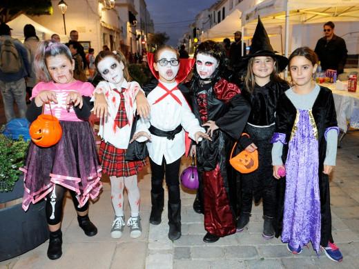 (Fotos) Halloween se impone