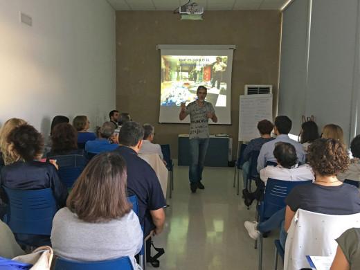 """(Galería de fotos) Médicos y enfermeros de Menorca se forman en """"polimedicación"""""""