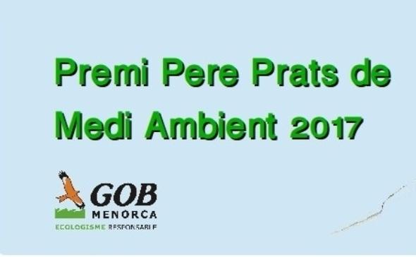El premio anual del GOB