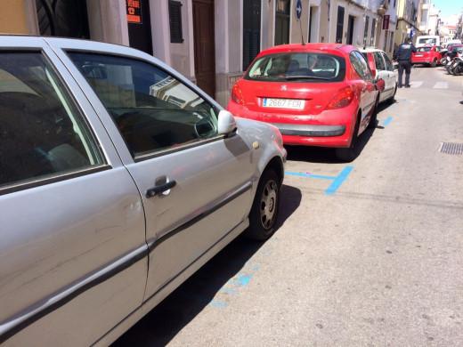 Menorca reduce el uso del vehículo privado.