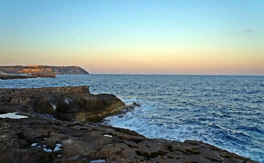 Imagen de la costa de Menorca (Foto: Ferrán Herrera)