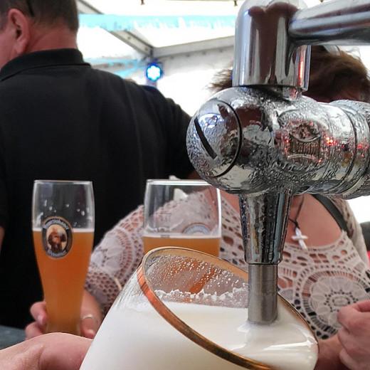 Más del 90% del consumo de cerveza se realiza acompañada de comida