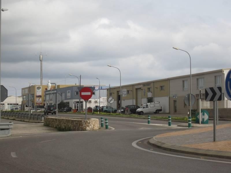 Imagen del Polígono Industrial de Ciutadella