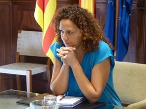La consellera d'Hisenda de la comunidad, Catalina Cladera.