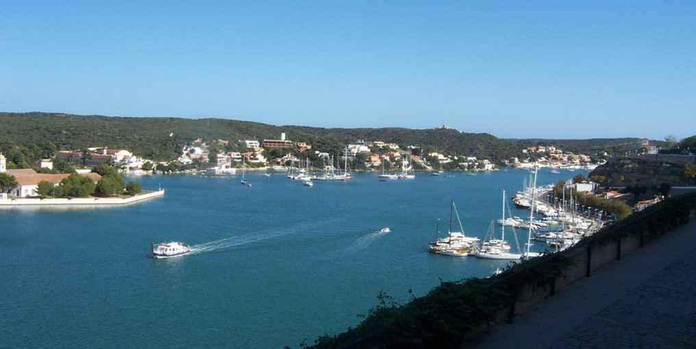 Los puertos menorquines recuperan la normalidad.
