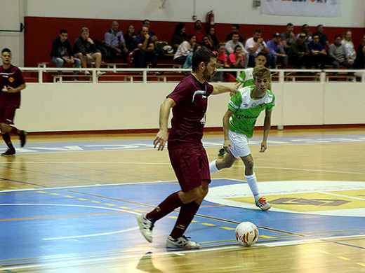 (Galería de fotos) Diversión, goles y mucho fútbol sala en Es Mercadal
